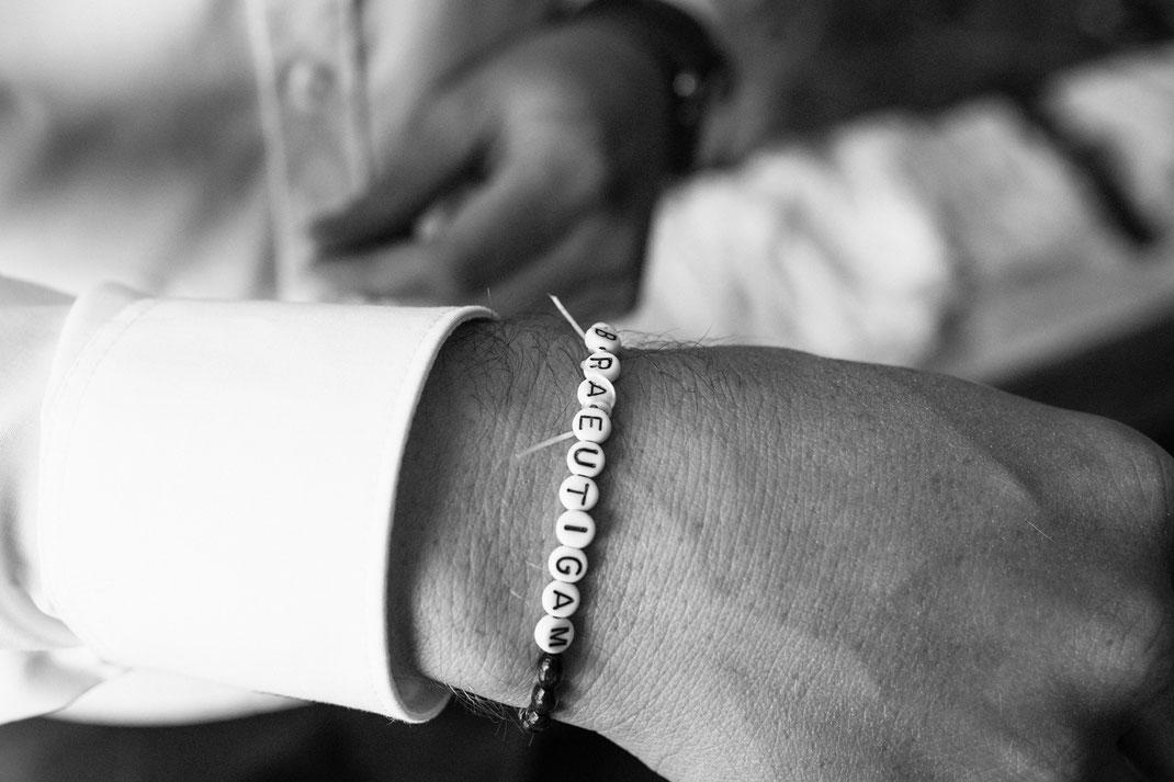 Armband Bräutigam