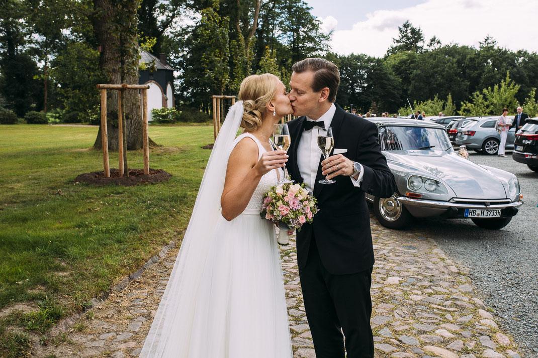 Hochzeit auf dem Rittergut Valenbrook