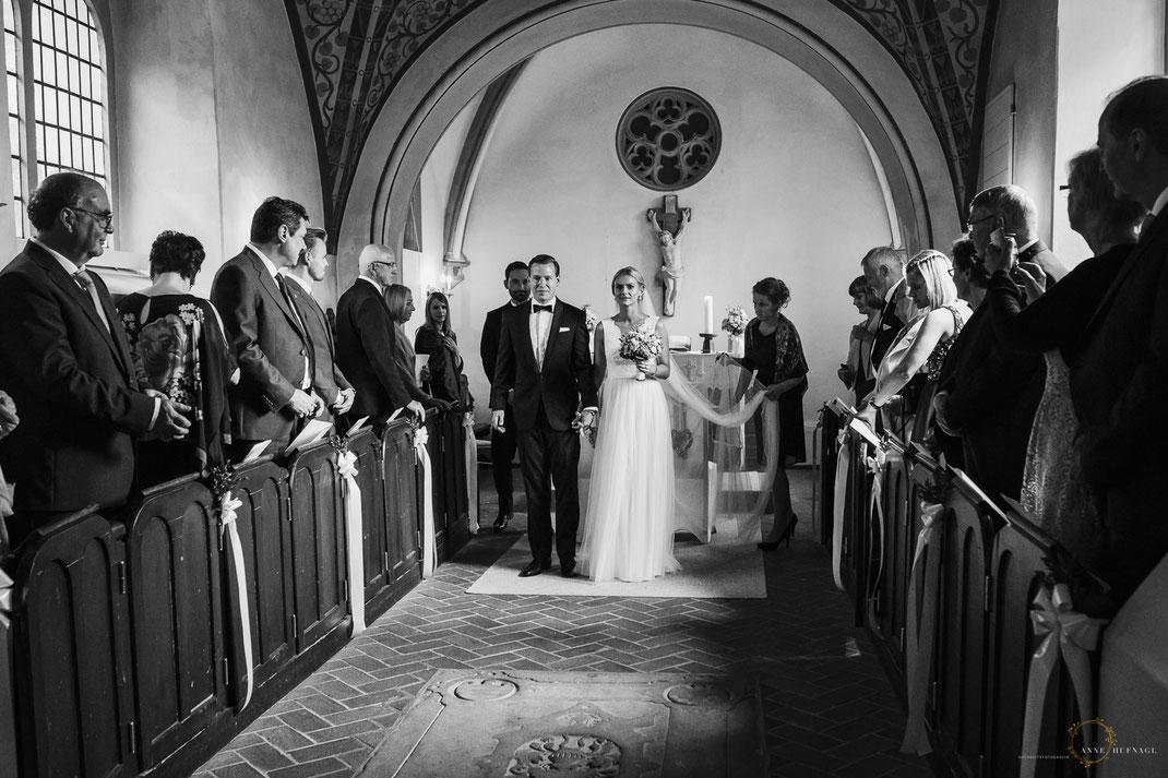 Trauung Kirche Bexhövede Hochzeitsfotos