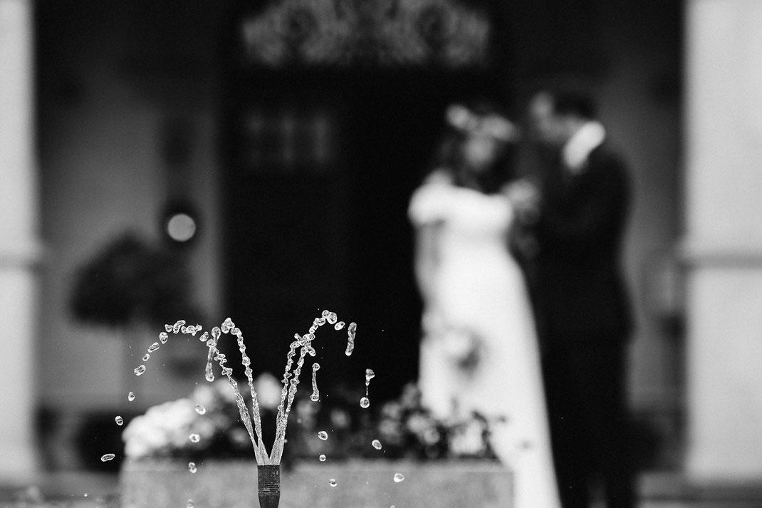 Hochzeitsfotos Schloss Tremsbüttel