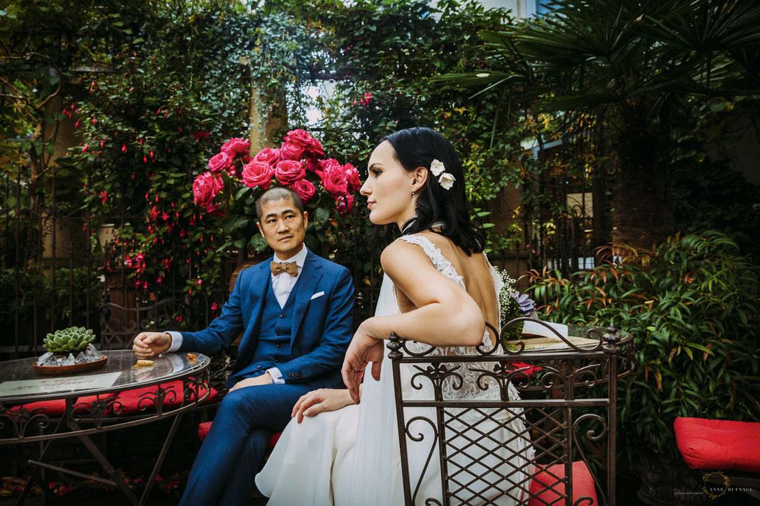 Tolle Paarfotos bei Hochzeit in Hamburg