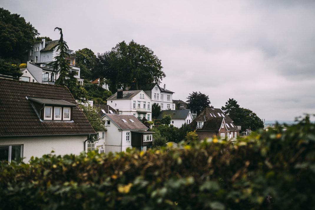 Treppenviertel Blankenese | Location Paarshooting