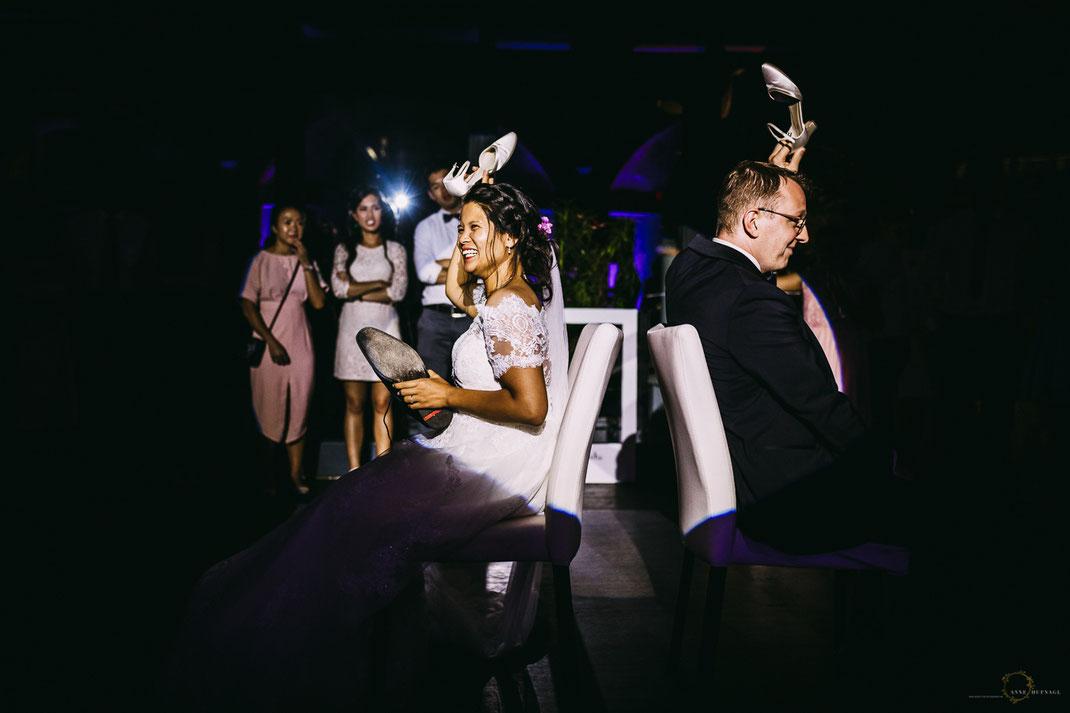 Cooles Foto Hochzeitsspiel // Fotografin: Anne Hufnagl