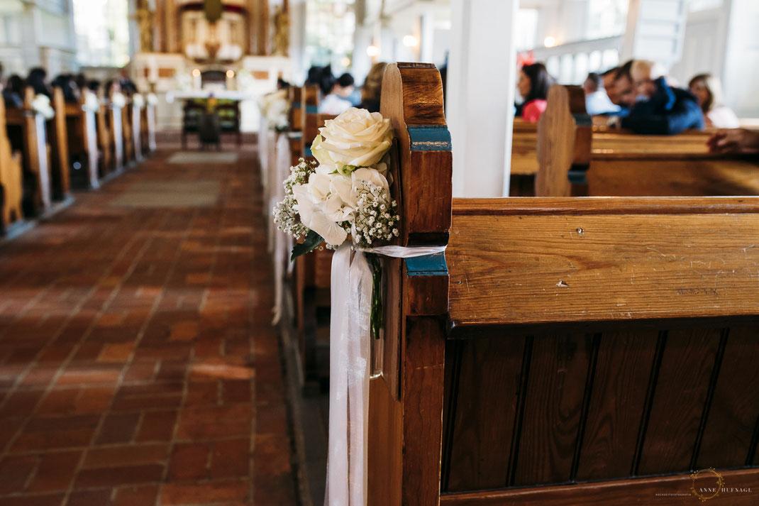 Kirchliche Hochzeit Nienstedter Kirche Nienstedten