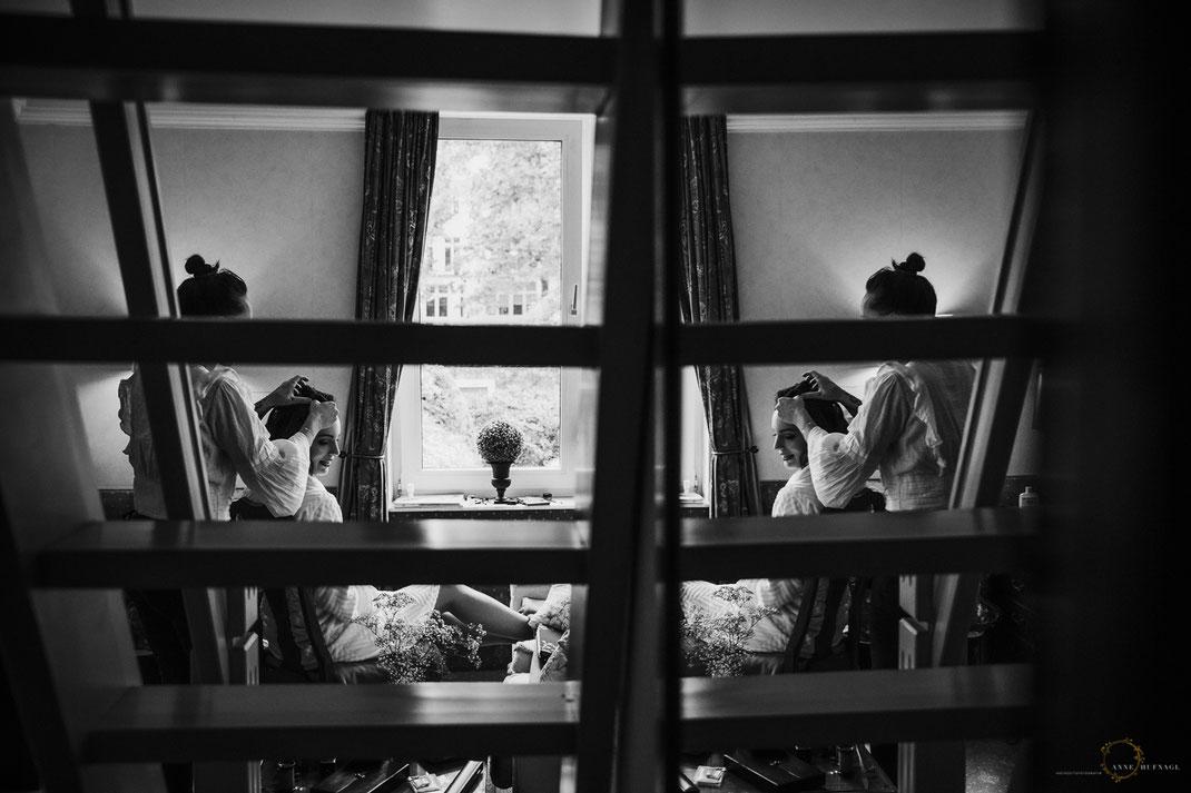 Hochzeitsreportage Hamburg // Fotografin: Anne Hufnagl