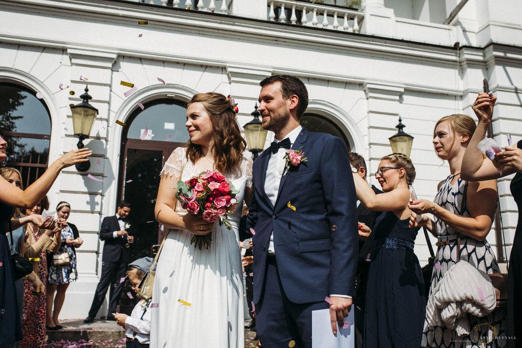 Hochzeitsfotos Trauung Standesamt Rathaus Altona