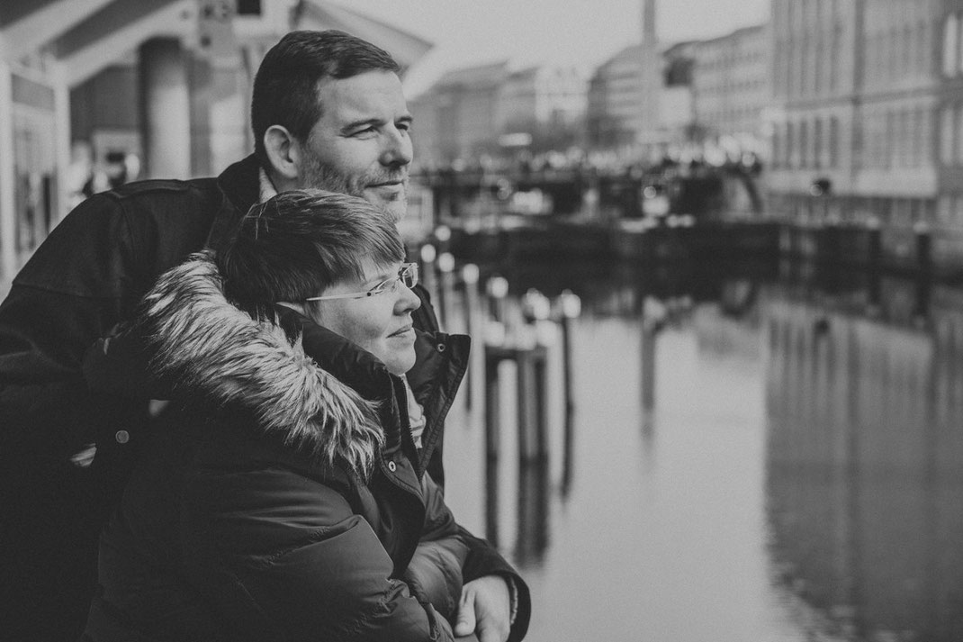 Romantisches Foto Paar Hamburg Anne Hufnagl