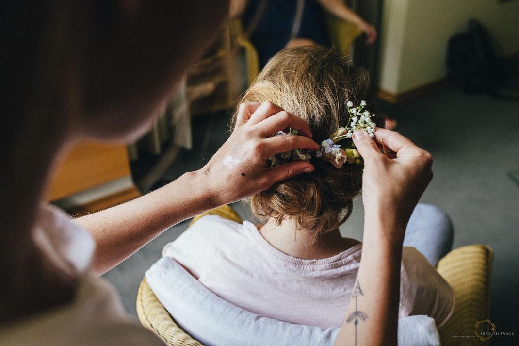 Brautstyling | Hochzeitsfotografin Anne Hufnagl aus Hamburg