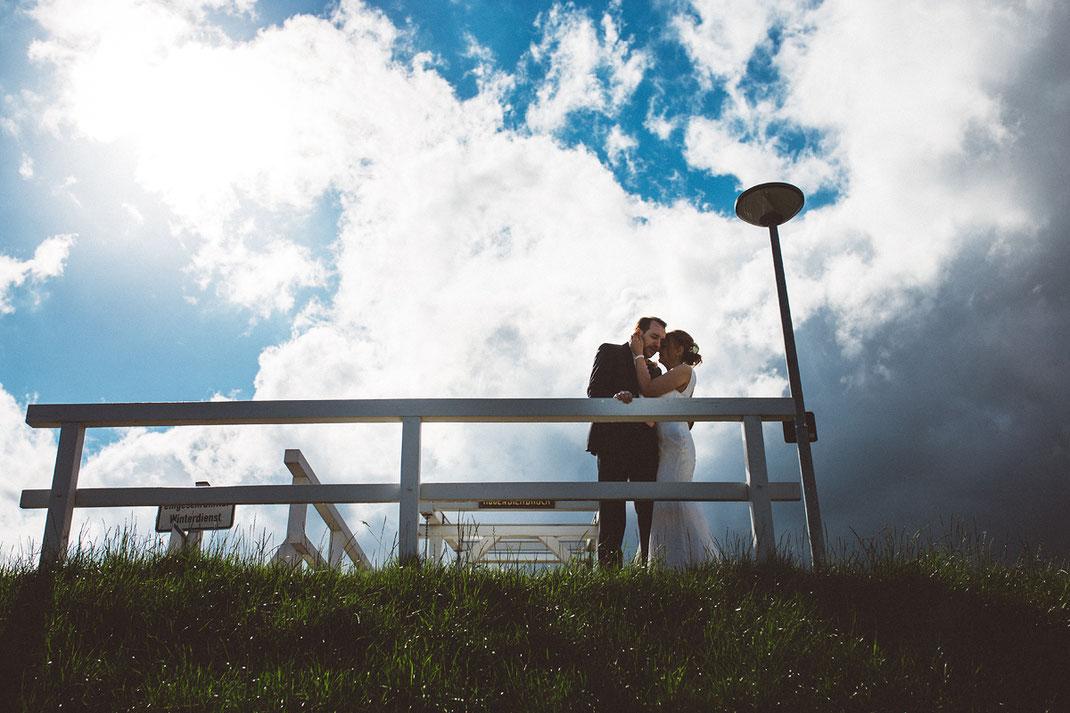 Paarfotos Hochzeitspaar Fotografin Hamburg