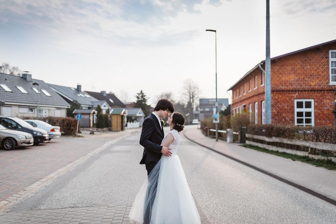 Hochzeitsfotos Fuchsbau Timmdorf