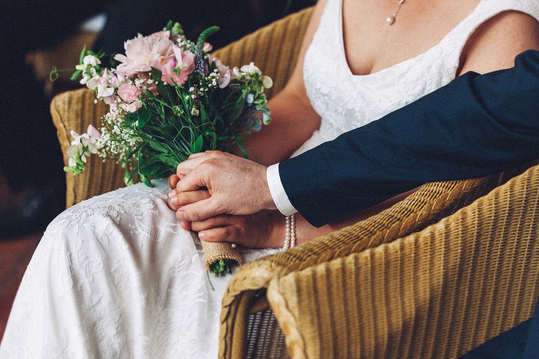 Hochzeitsfotografie im Alten Land von Anne Hufnagl