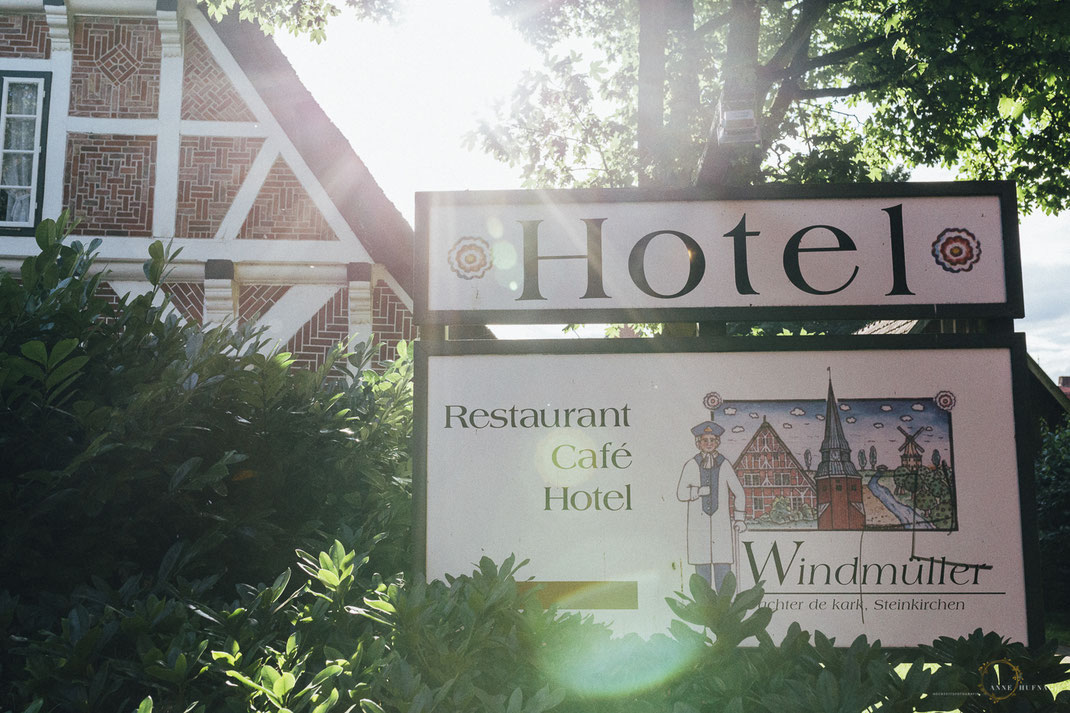 Heiraten im Restaurant & Café Windmüller in Steinkirchen