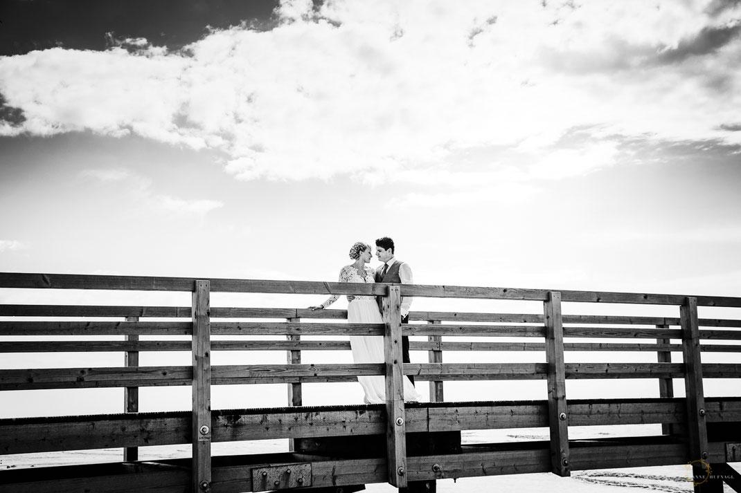 Hochzeitsfotos Nordsee Sankt Peter-Ording von Anne Hufnagl