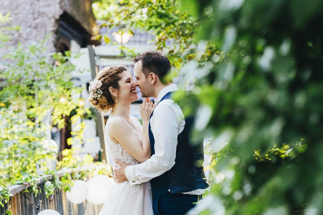 Brautpaar Shooting in Bremen / Fotografin: Anne Hufnagl