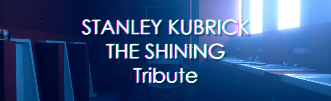 Stanley Kubrick - The Shining Tribute - Final Release - Short Film