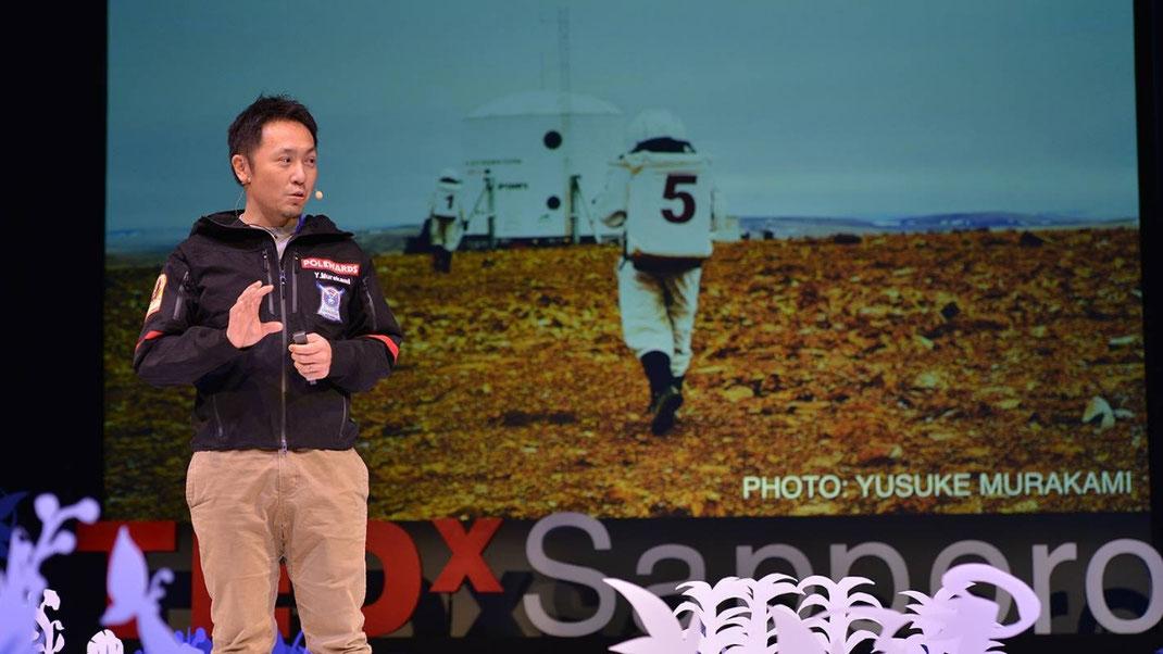 TEDxSapporo2018