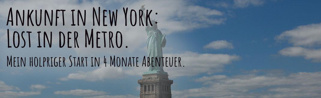 Freiheitsstatue, Zurechtfinden in New York