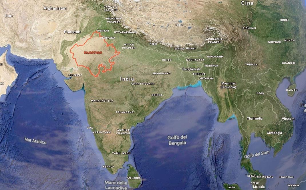 risalente Himachal Pradesh