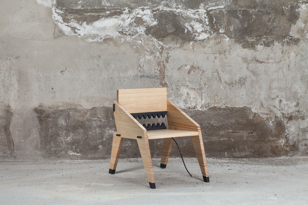 monster chair by ZooZoCo - Shop online nyova design