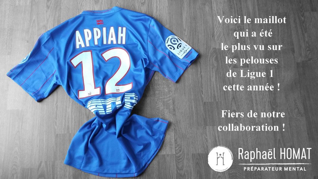 Dennis Appiah, Caen, Raphael Homat, mental, Anderlecht, rsca