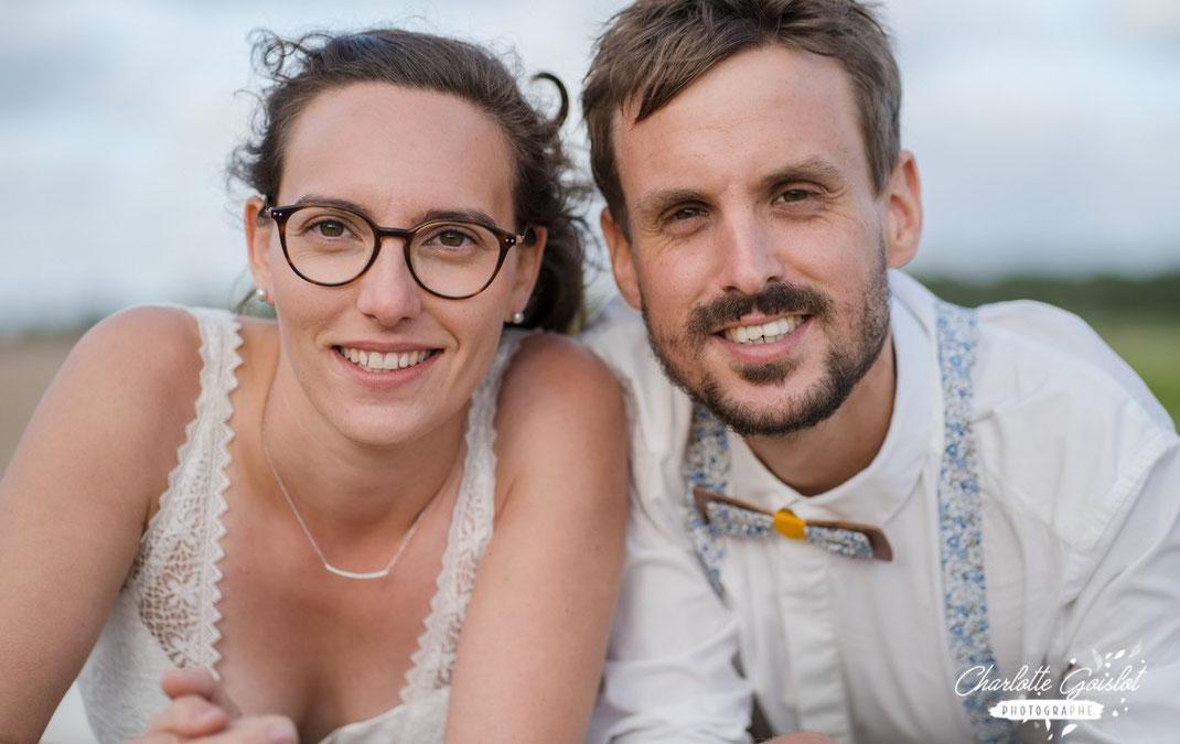 Mariage de C. et J. / Charlotte Goislot photographe