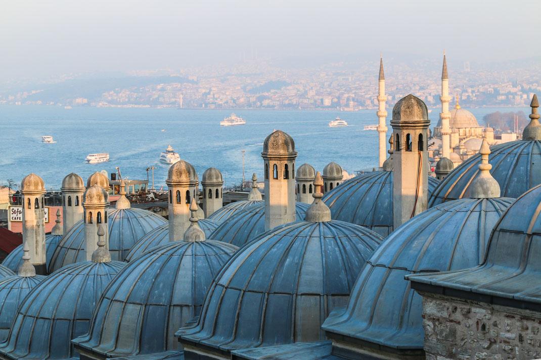 Suleymaniye - Istanbul - Turkey