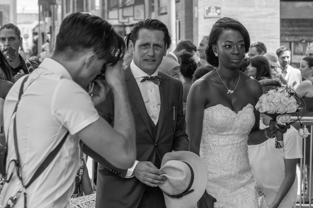 Couple ready to get married - Marseille - France