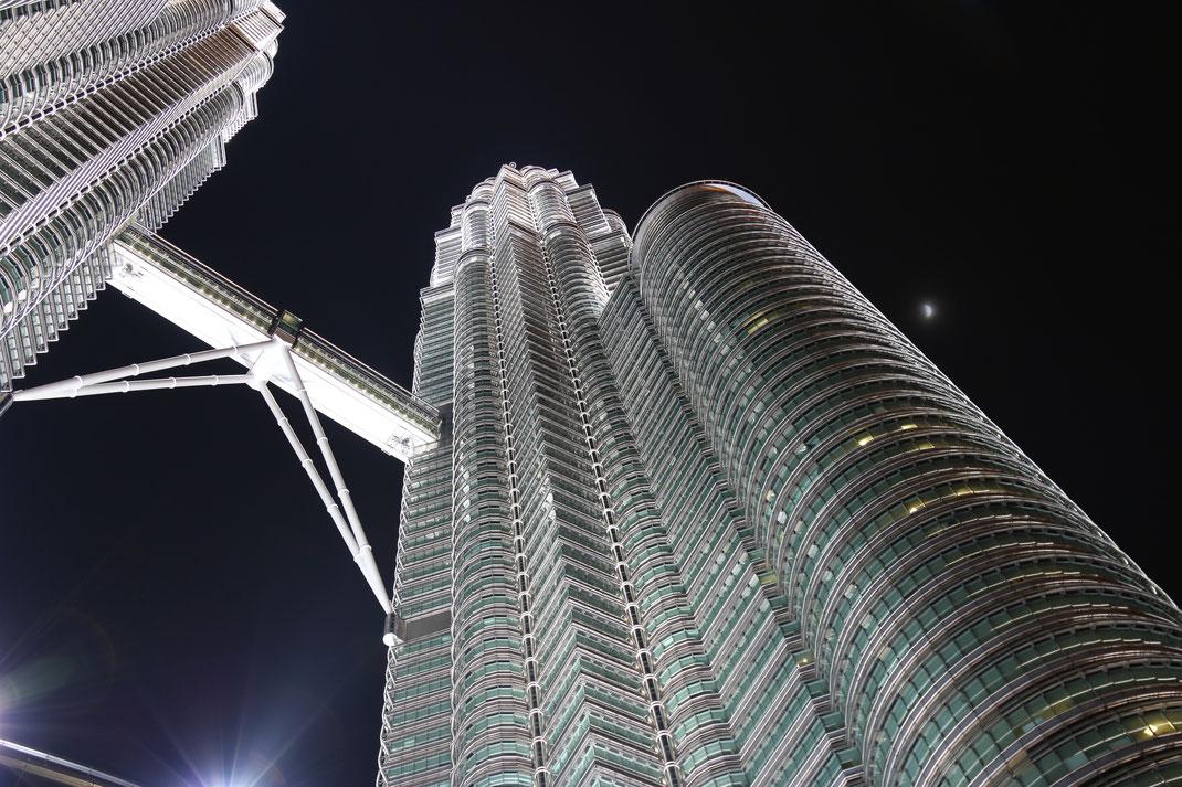 Petronas twin towers - Kuala Lumpur - Malysia