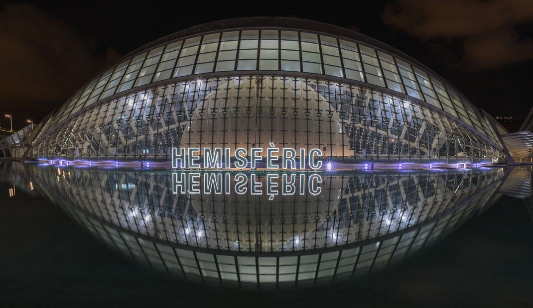 Hemisferic - Valencia - Spain