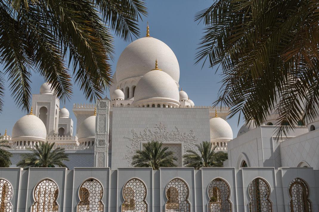 Sheikh Zayed Grand Mosque - Abu Dhabi - UAE