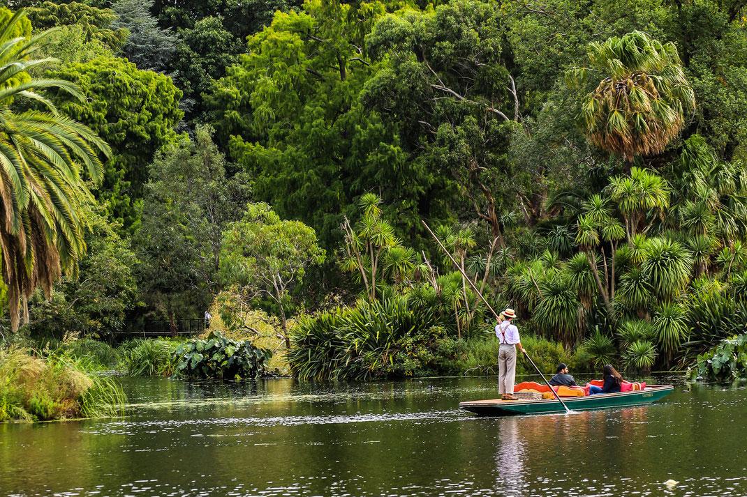 Royal botanic gardens - Melbourne - Australia