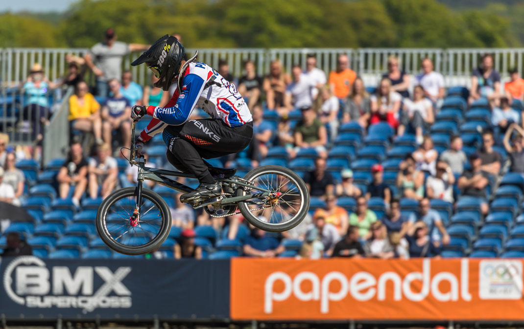BMX World Cup - Papendal 2018