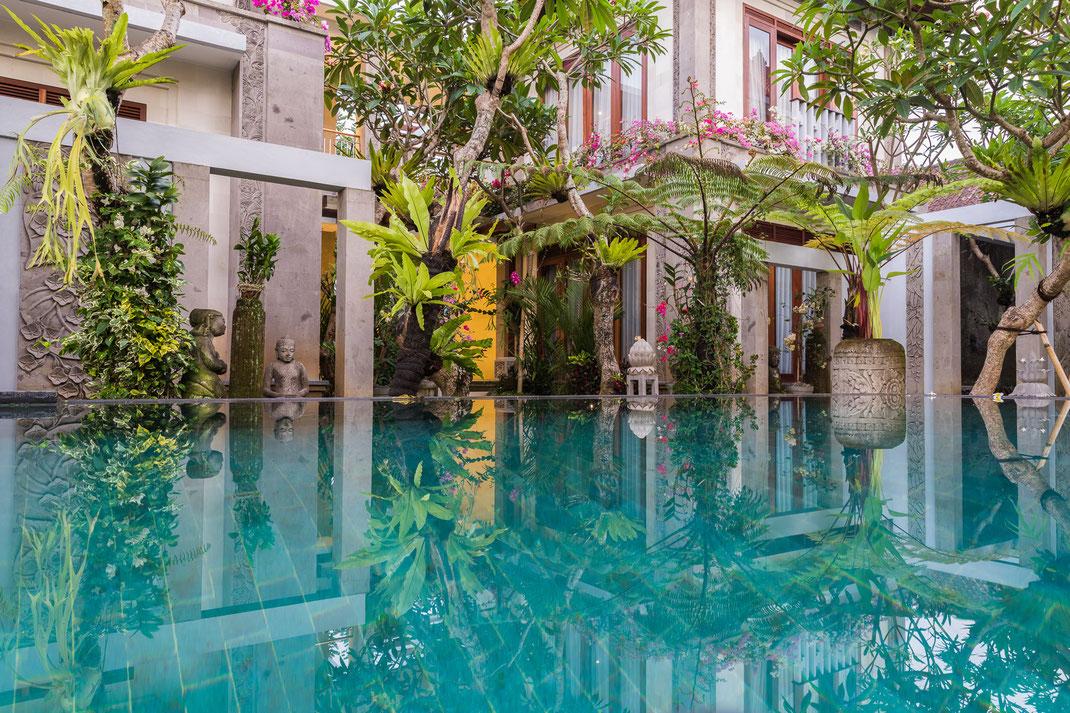 Prabhu villa Ubud - Bali