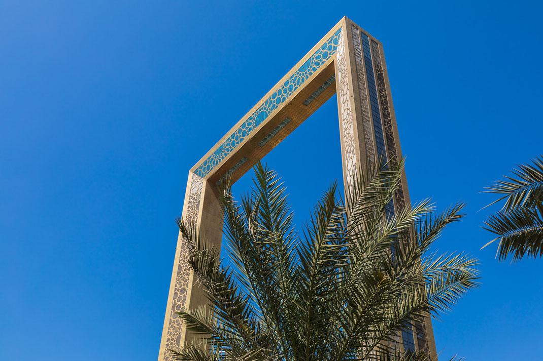 Dubai Frame - Dubai - UAE