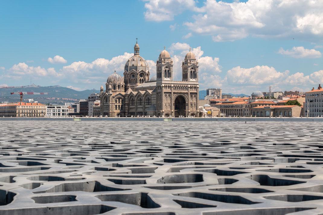 Cathédrale La Major - Marseille - France