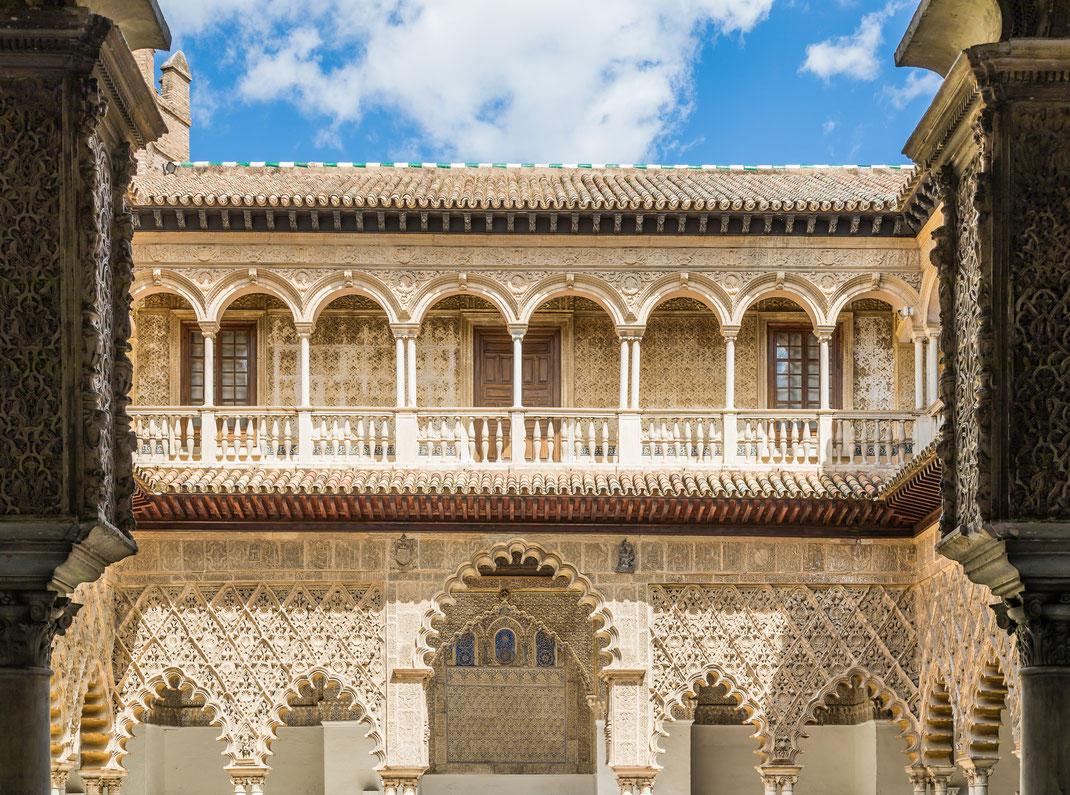 Alcazar - Sevilla - Spain