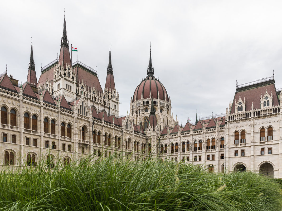 House of Parliament - Budapest - Hungary