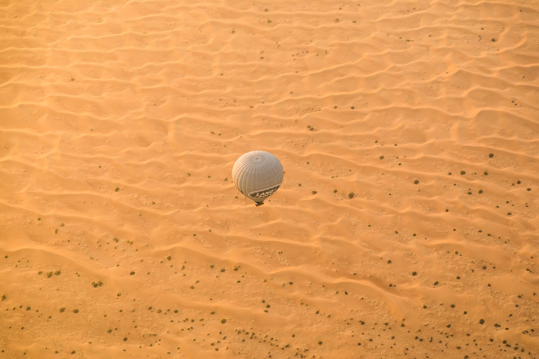 Desert at Dubai - UAE