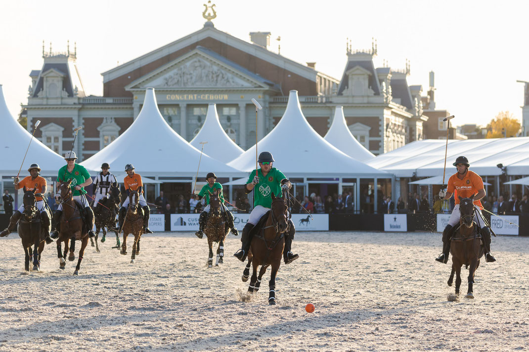 Polo at Museumplein - Amsterdam - 2018
