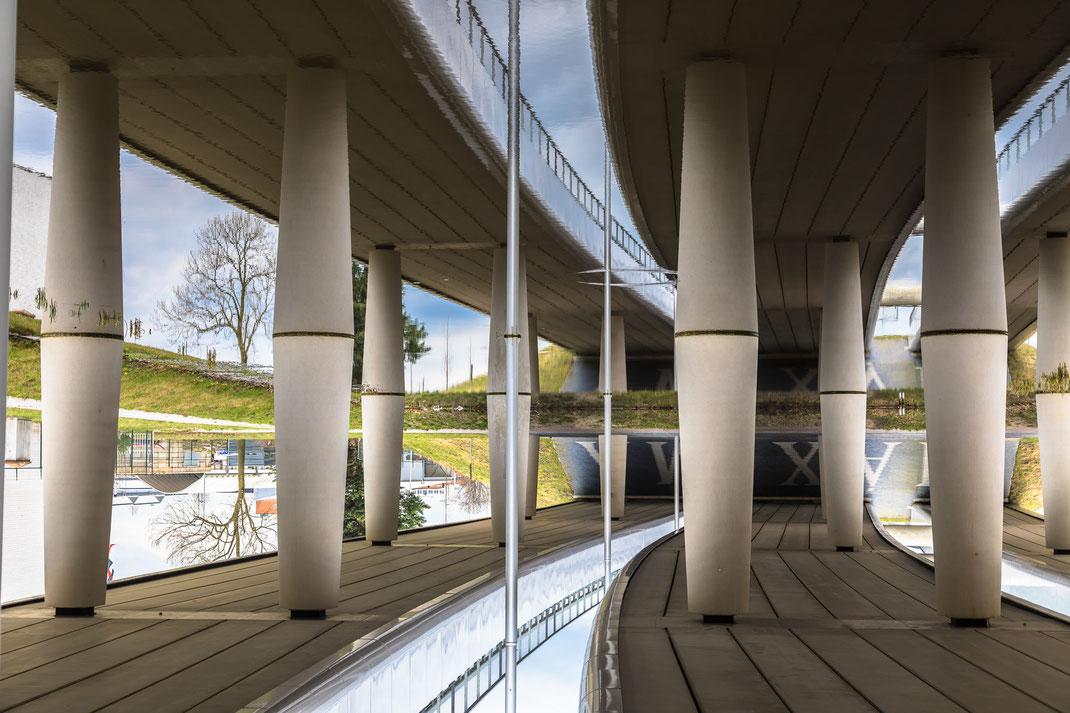 Maxima brug - Alphen aan den Rijn - The Netherlands
