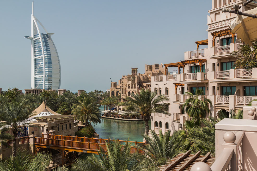 Madinat Jumeirah - Dubai - UAE