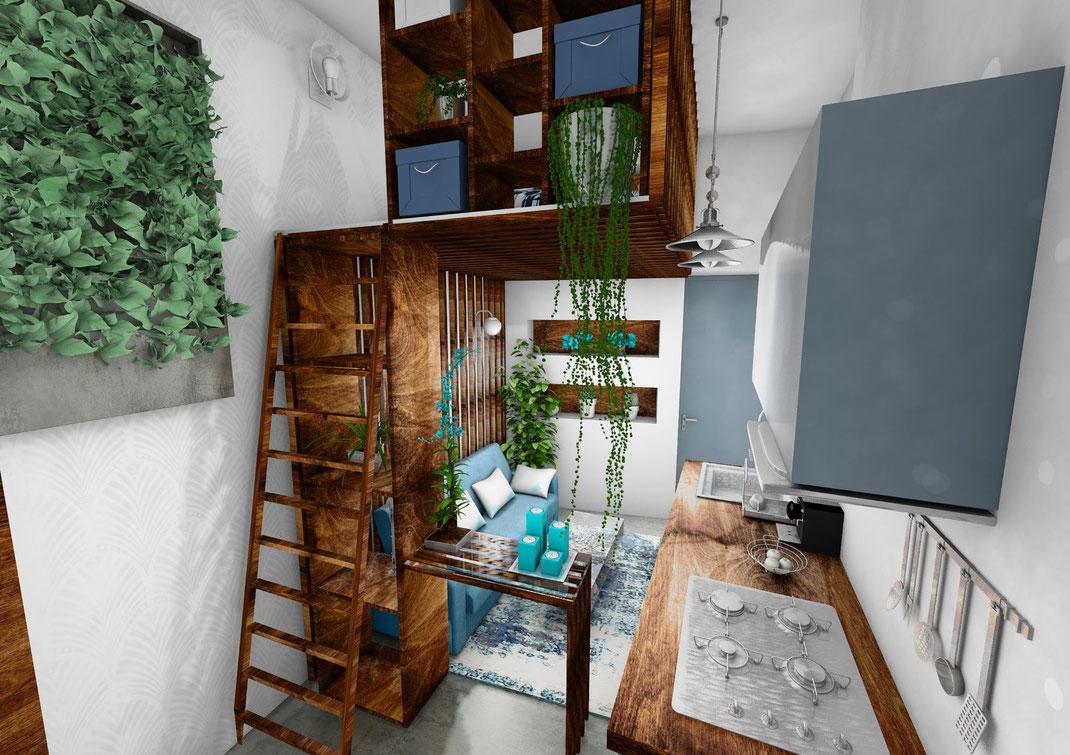 Décoration D Intérieur Pas Cher intérieur projet - crhome-design - architecture d'intérieur par internet