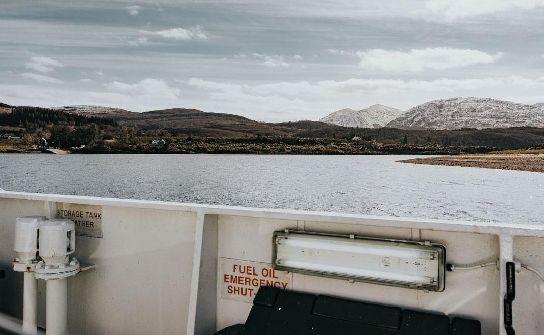 Fährüberfahrt Schottland Travel Fotograf Berlin Nadine Kunath Günstig Schottland Reise Spartipps