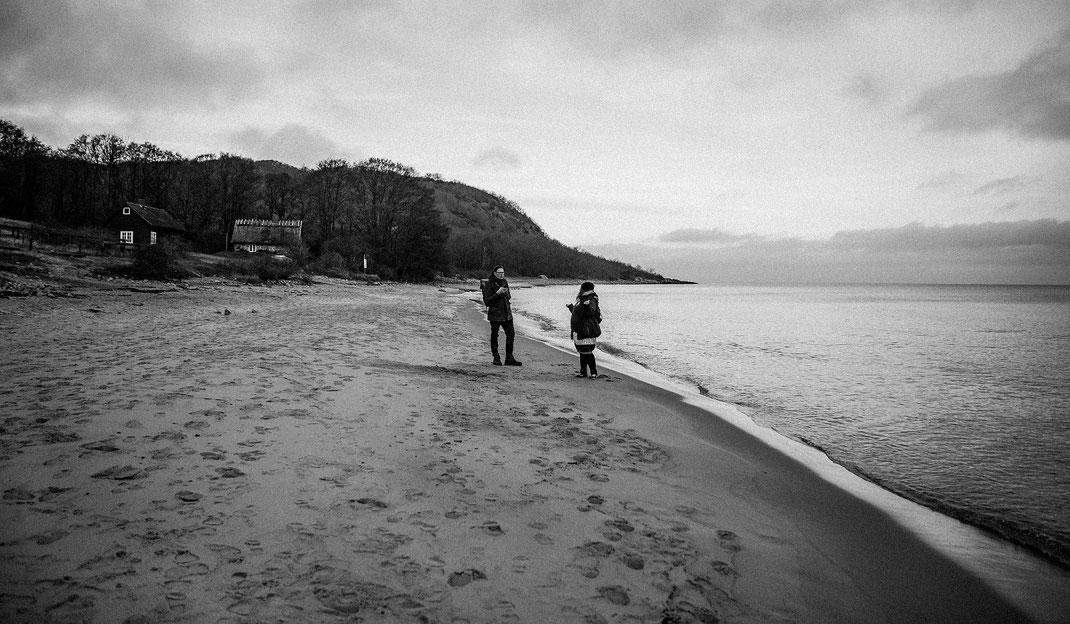 Stenshuvud National Park Strand skane suedschweden nadine kunath reise fotografie travelphotographer reisefotografin berlin