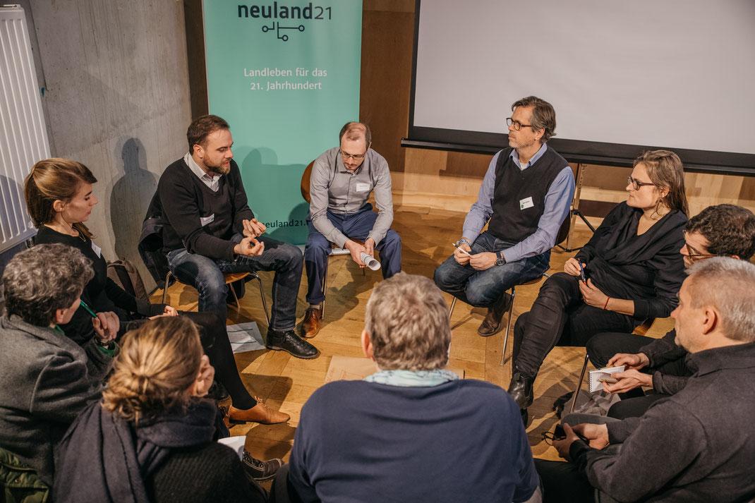 neuland21 Eventfotografie Berlin Veranstaltung Fotograf buchen Brandenburg Eventreportage