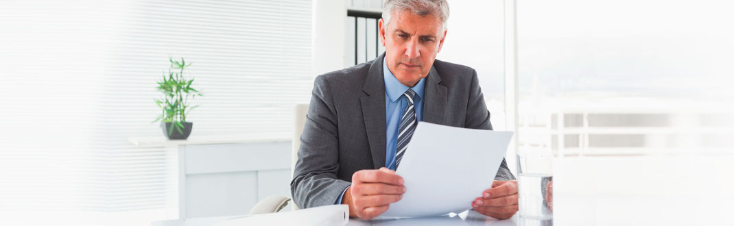 Mit dem EWS-Bericht halten Sie Ihren Auftraggeber in Krisenzeiten effizient auf dem Laufenden.