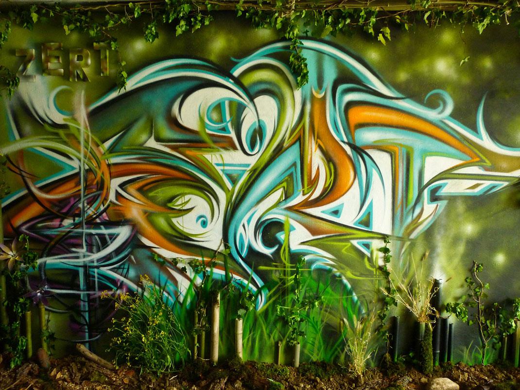ZERT - Collectif de la Maise - artiste plasticien savoie art lamaise haute savoie