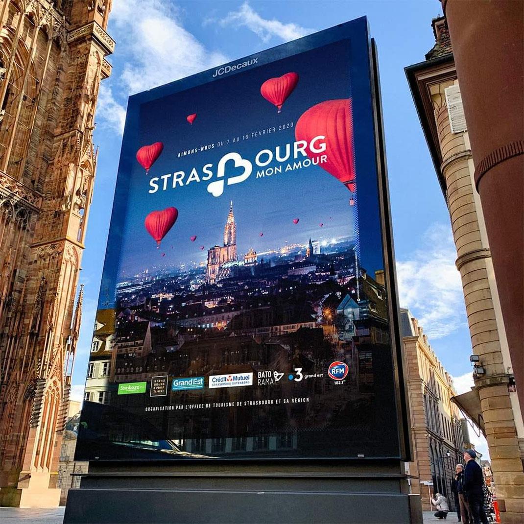 Strasbourg Mon Amour par l'agence V.O
