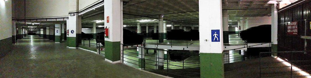 Edificios Akra Leuka - Edialsa, Alquiler Plazas de Aparcamiento en centro de Alicante, Aparcamiento en Avenida Oscar Esplá de Alicante, junto Puerto de Alicante, Casa Mediterráneo, Estación Tren Renfe Ave, EUIPO, Alquiler Oficinas Alicante, Costa Blanca