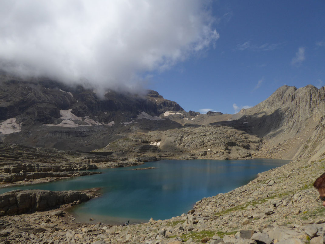 Lac Glacé - 2592 m